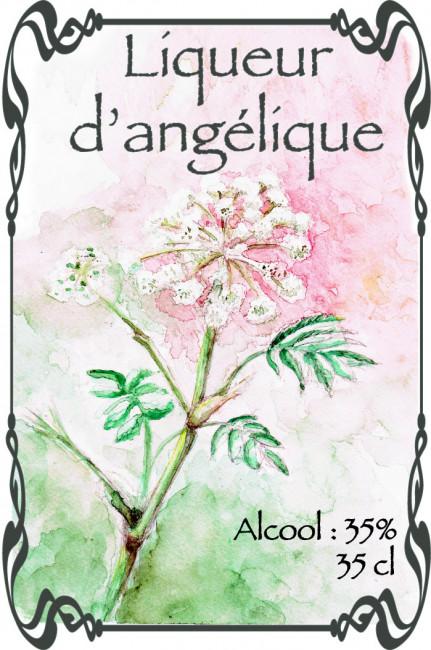 Liqueur d'Angélique